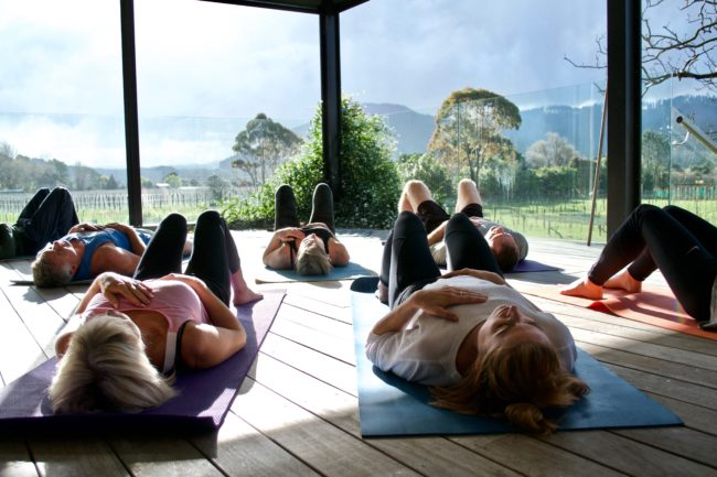 WELLNESS RETREATS